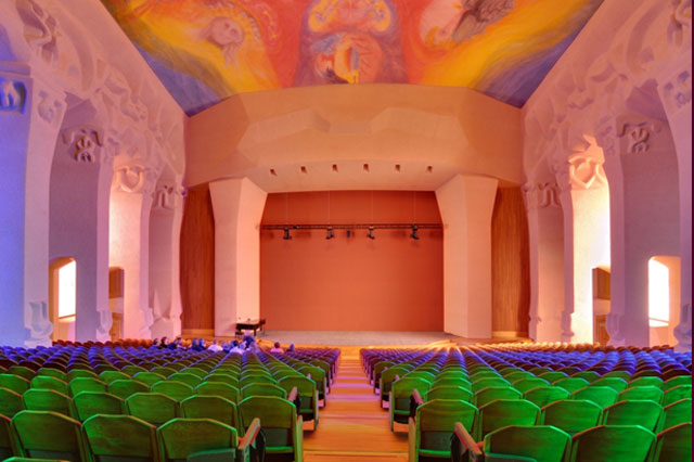 Goetheanum-rudolf-steiner-antroposofia-psicosofia-bologna-emilia-romagna-2 Biografia di Rudolf Steiner