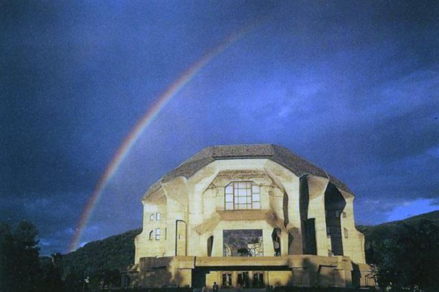 Goetheanum-rudolf-steiner-antroposofia-psicosofia-bologna-emilia-romagna-3 Biografia di Rudolf Steiner