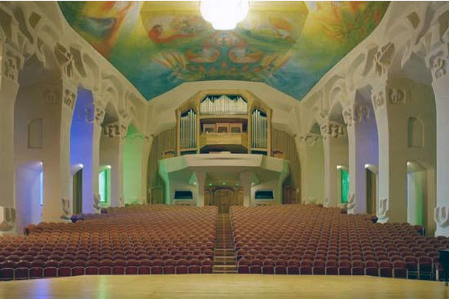 Goetheanum-rudolf-steiner-antroposofia-psicosofia-bologna-emilia-romagna-4 Biografia di Rudolf Steiner