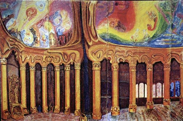 Goetheanum-rudolf-steiner-antroposofia-psicosofia-bologna-emilia-romagna-7 Cos'è l'Antroposofia, chi era Rudolf Steiner
