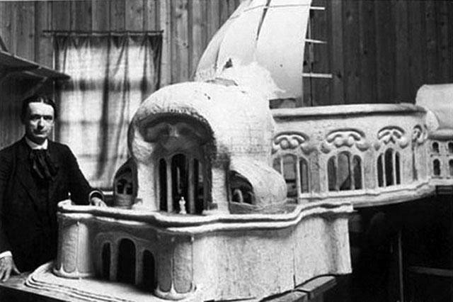 Goetheanum-rudolf-steiner-antroposofia-psicosofia-bologna-emilia-romagna Biografia di Rudolf Steiner