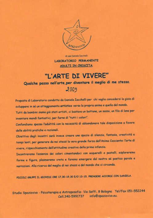 corsi-seminari-daniela-iacchelli-psicoterapeuta-bologna-002-497x705 Profilo Artistico