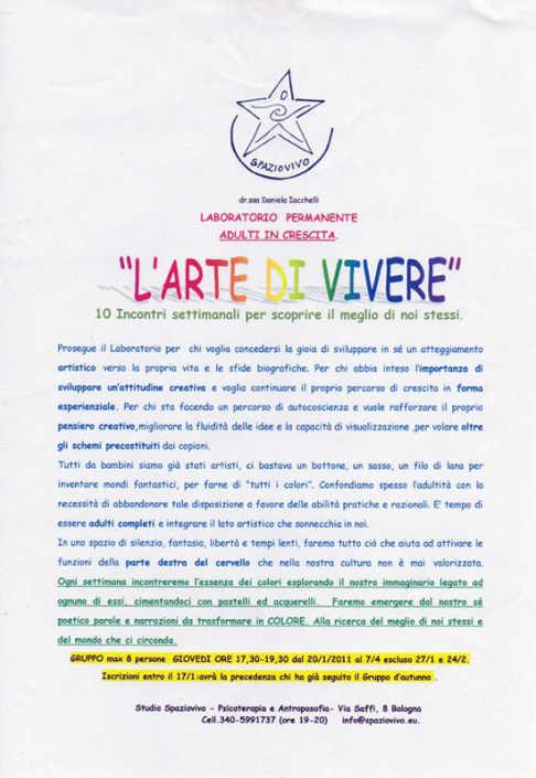 corsi-seminari-daniela-iacchelli-psicoterapeuta-bologna-003-486x705 Profilo Artistico