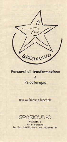 corsi-seminari-daniela-iacchelli-psicoterapeuta-bologna-10 Profilo Professionale