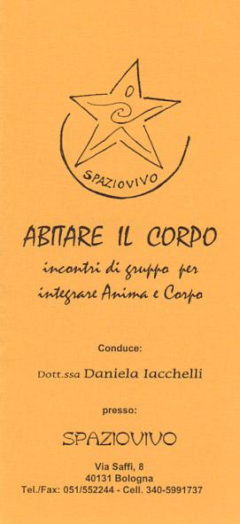 corsi-seminari-daniela-iacchelli-psicoterapeuta-bologna-13 Profilo Professionale