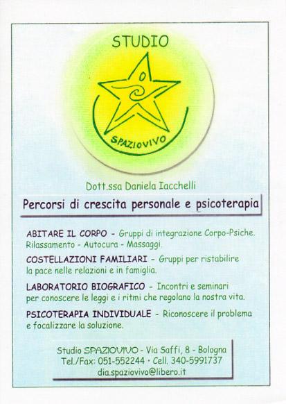 corsi-seminari-daniela-iacchelli-psicoterapeuta-bologna-15 Profilo Professionale