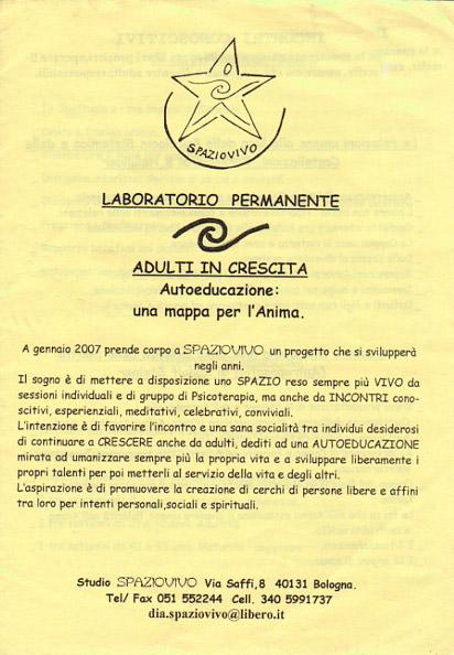 corsi-seminari-daniela-iacchelli-psicoterapeuta-bologna-17 Profilo Professionale