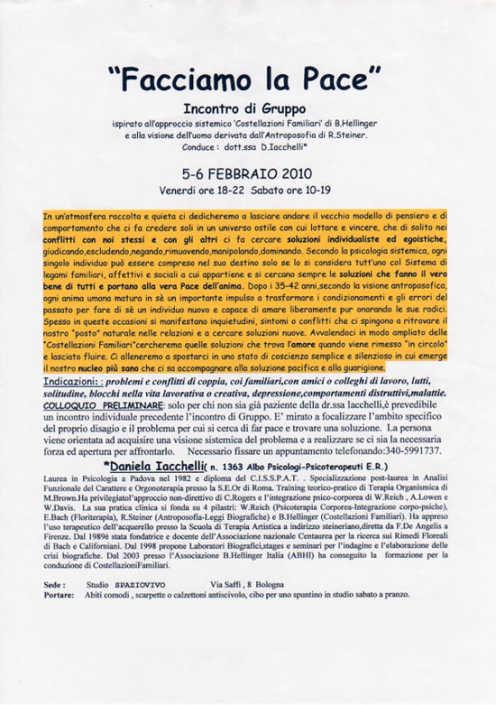corsi-seminari-daniela-iacchelli-psicoterapeuta-bologna-20-496x705 Profilo Professionale