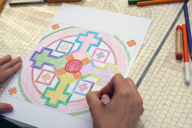 creativita-mandala-daniela-iacchelli-psicoterapeuta-bologna-100 Mandala Pasqua 2011