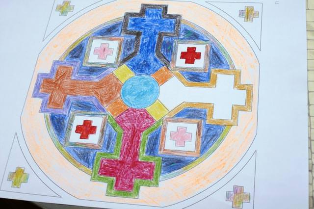 creativita-mandala-daniela-iacchelli-psicoterapeuta-bologna-102 Mandala Pasqua 2011