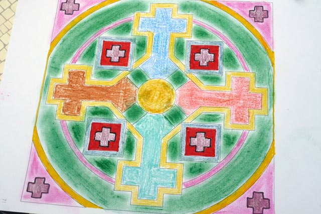 creativita-mandala-daniela-iacchelli-psicoterapeuta-bologna-104 Mandala Pasqua 2011