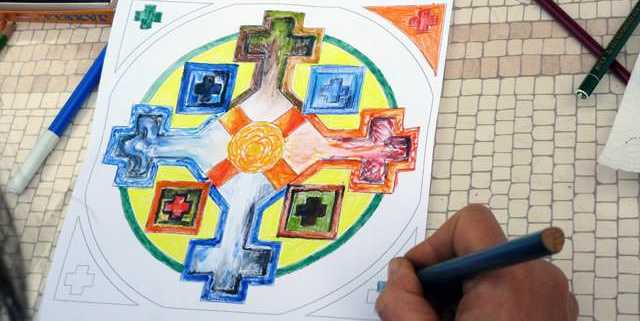 creativita-mandala-daniela-iacchelli-psicoterapeuta-bologna-106-640x321 Mandala Pasqua 2011