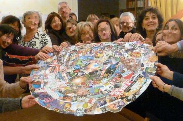 creativita-mandala-daniela-iacchelli-psicoterapeuta-bologna-69 Mandala a Collage Natale 2012