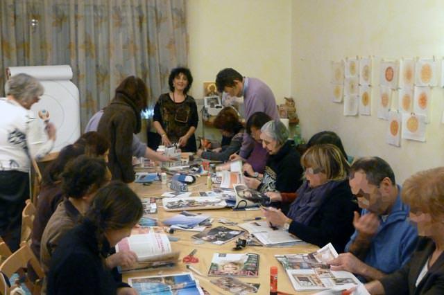 creativita-mandala-daniela-iacchelli-psicoterapeuta-bologna-72 Mandala a Collage Natale 2012