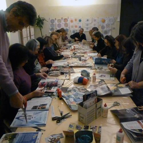 creativita-mandala-daniela-iacchelli-psicoterapeuta-bologna-75 Mandala a Collage Natale 2012