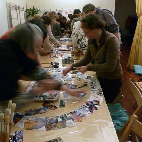 creativita-mandala-daniela-iacchelli-psicoterapeuta-bologna-76 Mandala a Collage Natale 2012