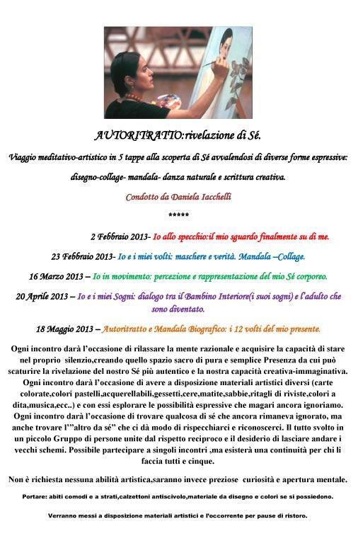 laboratorio-creativita-daniela-iacchelli-psicoterapeuta-bologna-5 Autoritratto 2013