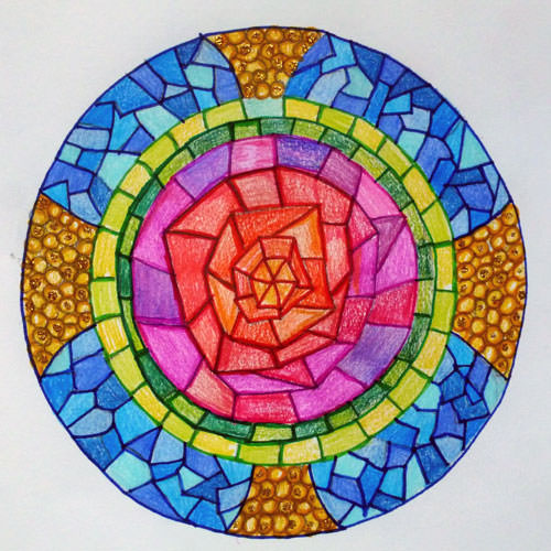 mandala-daniela-iacchelli-psicoterapeuta-bologna-10 Mandala di Daniela Iacchelli