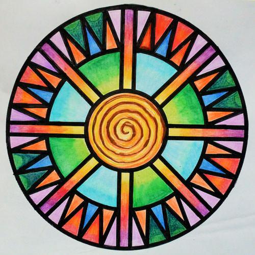 mandala-daniela-iacchelli-psicoterapeuta-bologna-5 Mandala di Daniela Iacchelli